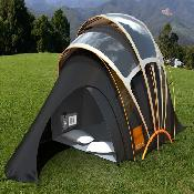 "the ""tent of the future"""