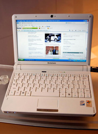 Netbooks are getting more popular in recent years because of its practicality of cost and technicality.