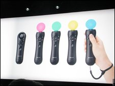 Sony's New Game Controller - PlayStation Move